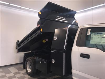 2019 F-350 Regular Cab DRW 4x4,  Monroe MTE-Zee Dump Body #YD72825 - photo 11