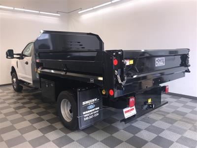 2019 F-350 Regular Cab DRW 4x4,  Monroe MTE-Zee Dump Body #YD72825 - photo 2