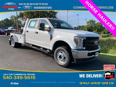 2019 Ford F-350 Crew Cab DRW 4x4, Monroe VH Towing Hauler Body #YD72854 - photo 1
