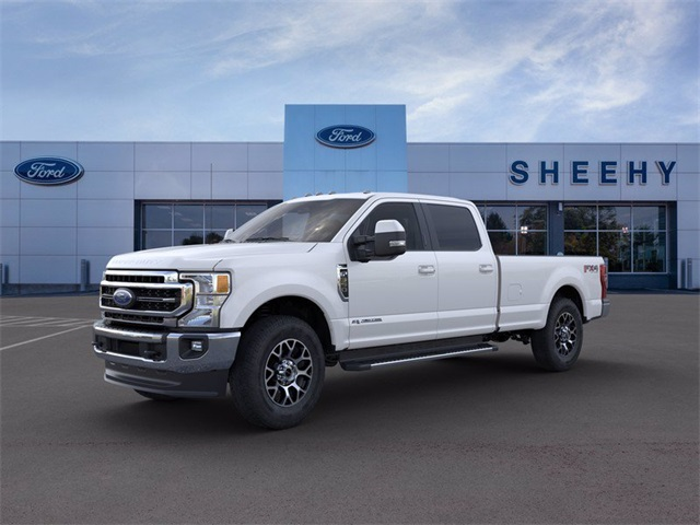 2020 Ford F-350 Crew Cab 4x4, Pickup #YD75544 - photo 4