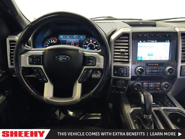 2018 Ford F-150 SuperCrew Cab 4x4, Pickup #YD77231A - photo 10