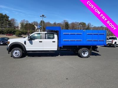 2020 Ford F-550 Crew Cab DRW 4x4, M H EBY Landscape Dump #YD83173 - photo 10