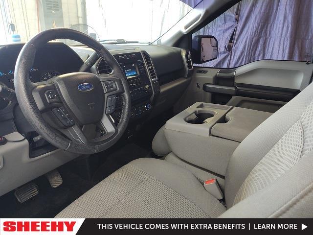 2016 Ford F-150 SuperCrew Cab 4x4, Pickup #YD87241A - photo 11