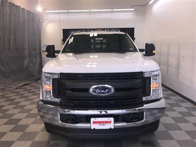 2019 F-350 Regular Cab DRW 4x4,  Reading Steel Stake Bed #YD87842 - photo 5