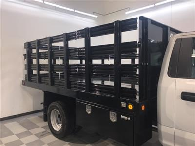 2019 F-350 Regular Cab DRW 4x4,  Reading Steel Stake Bed #YD87842 - photo 8