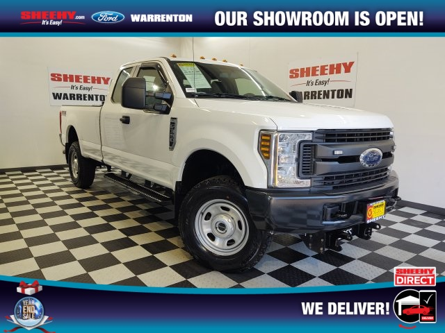 2019 Ford F-350 Super Cab 4x4, Pickup #YD92481A - photo 1
