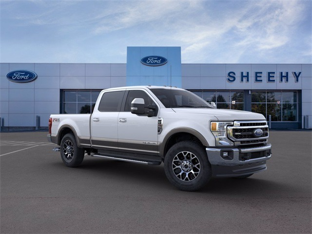 2020 Ford F-250 Crew Cab 4x4, Pickup #YD92558 - photo 1