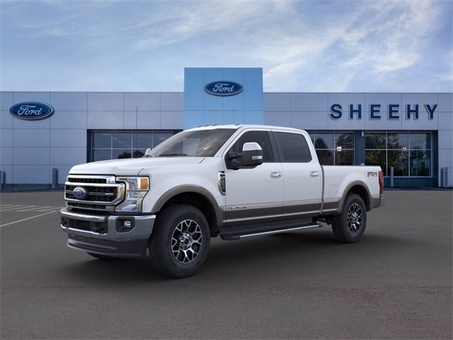2020 Ford F-250 Crew Cab 4x4, Pickup #YD92558 - photo 4