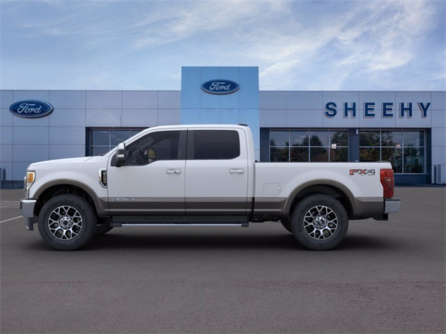 2020 Ford F-250 Crew Cab 4x4, Pickup #YD92558 - photo 6