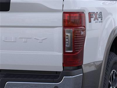 2020 Ford F-250 Crew Cab 4x4, Pickup #YD92558 - photo 21