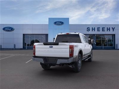 2020 Ford F-250 Crew Cab 4x4, Pickup #YD92558 - photo 2