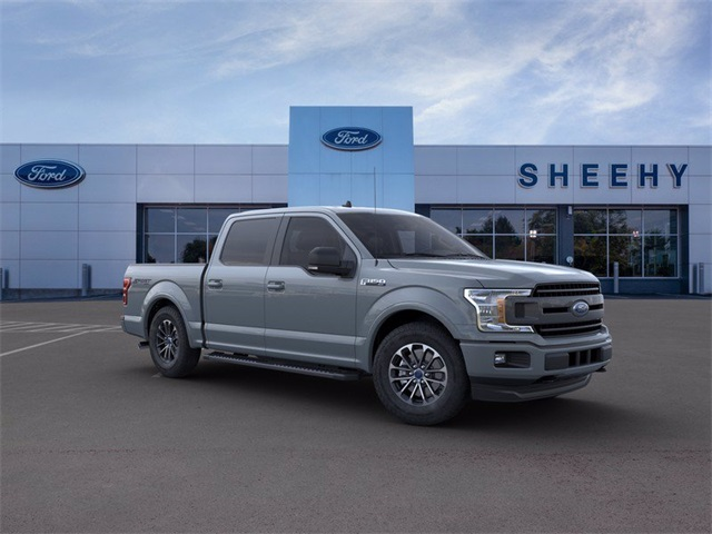 2020 Ford F-150 SuperCrew Cab 4x4, Pickup #YD94296 - photo 1