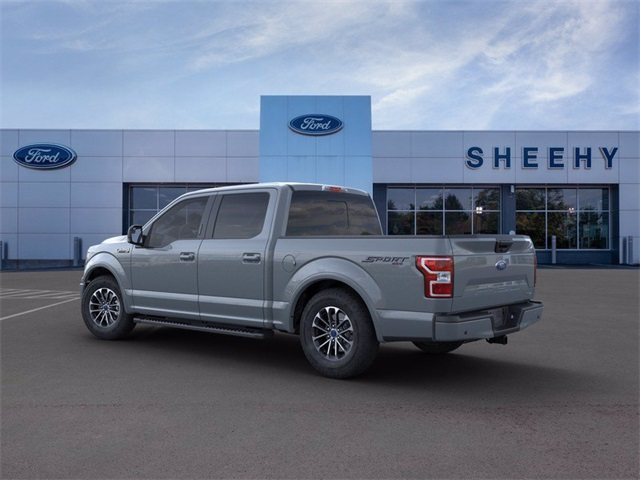 2020 Ford F-150 SuperCrew Cab 4x4, Pickup #YD94296 - photo 7