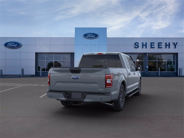 2020 Ford F-150 SuperCrew Cab 4x4, Pickup #YD94296 - photo 2