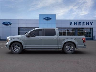 2020 Ford F-150 SuperCrew Cab 4x4, Pickup #YD94296 - photo 6