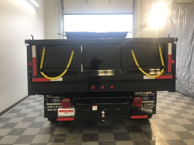 2019 F-450 Super Cab DRW 4x4,  Godwin Dump Body #YD96713 - photo 1