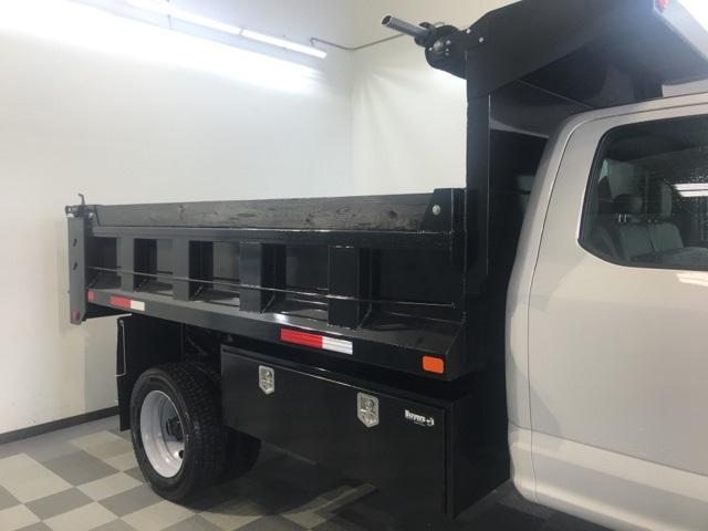 2019 F-450 Super Cab DRW 4x4,  Godwin 184U Dump Body #YD96713 - photo 8