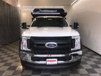 2019 F-450 Super Cab DRW 4x4,  PJ's Landscape Dump #YD96714 - photo 4