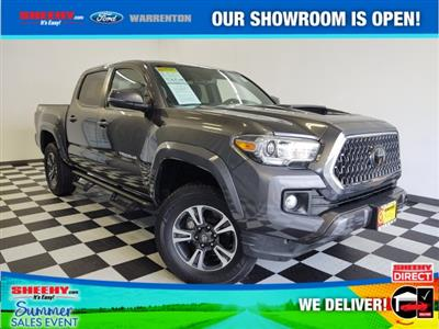 2018 Toyota Tacoma Double Cab 4x4, Pickup #YE02939A - photo 1
