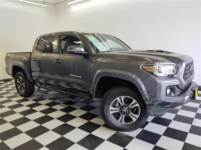 2018 Toyota Tacoma Double Cab 4x4, Pickup #YE02939A - photo 4