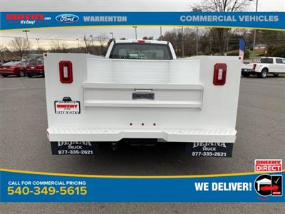 2020 Ford F-350 Super Cab DRW 4x4, Knapheide Steel Service Body #YE11582 - photo 2
