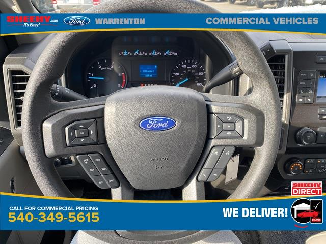 2020 Ford F-550 Crew Cab DRW 4x4, Rugby Landscape Dump #YE11635 - photo 17