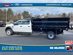 2020 Ford F-550 Crew Cab DRW 4x4, Rugby Landscape Dump #YE11635 - photo 8