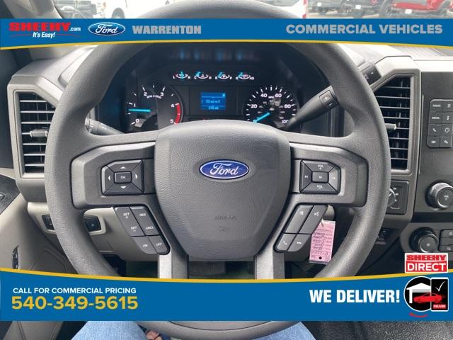 2020 Ford F-550 Crew Cab DRW 4x4, PJ's Landscape Dump #YE12224 - photo 16
