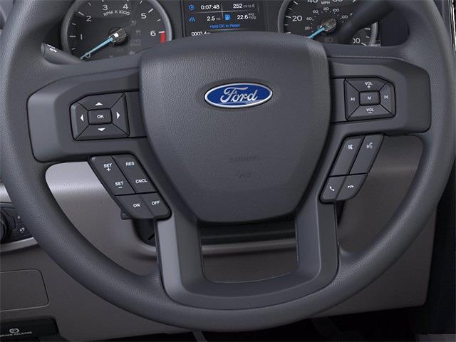 2021 Ford F-350 Crew Cab 4x4, Pickup #YE12854 - photo 12