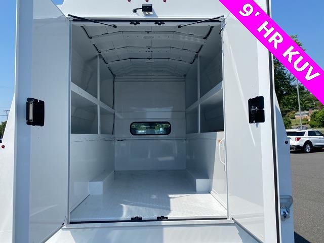 2021 F-350 Crew Cab DRW 4x4, Enclosed Service Body  #YE14802 - photo 11
