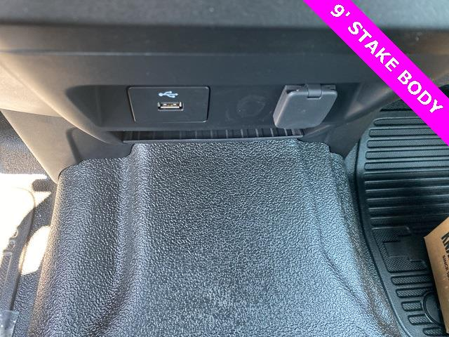 2021 F-350 Super Cab DRW 4x4,  Knapheide Value-Master X Stake Bed #YE14809 - photo 14