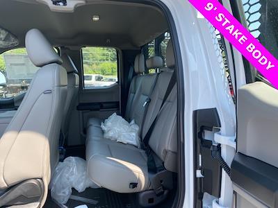 2021 F-350 Super Cab DRW 4x4,  Knapheide Value-Master X Stake Bed #YE14809 - photo 10