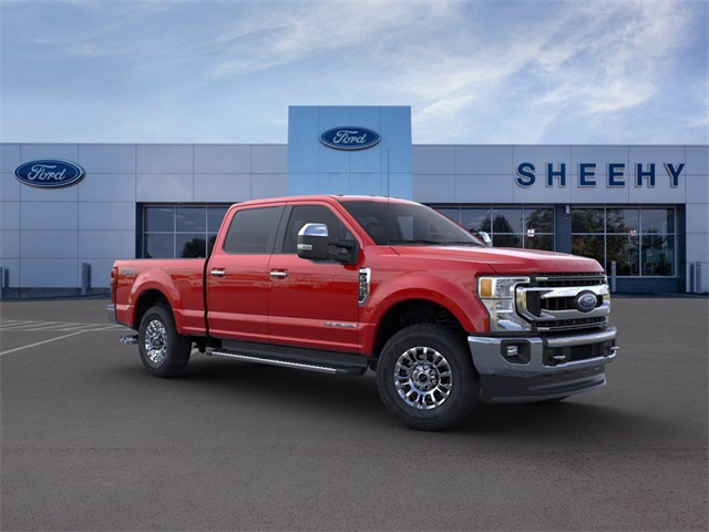 2020 Ford F-250 Crew Cab 4x4, Pickup #YE25484 - photo 1