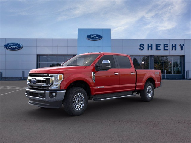 2020 Ford F-250 Crew Cab 4x4, Pickup #YE25484 - photo 4