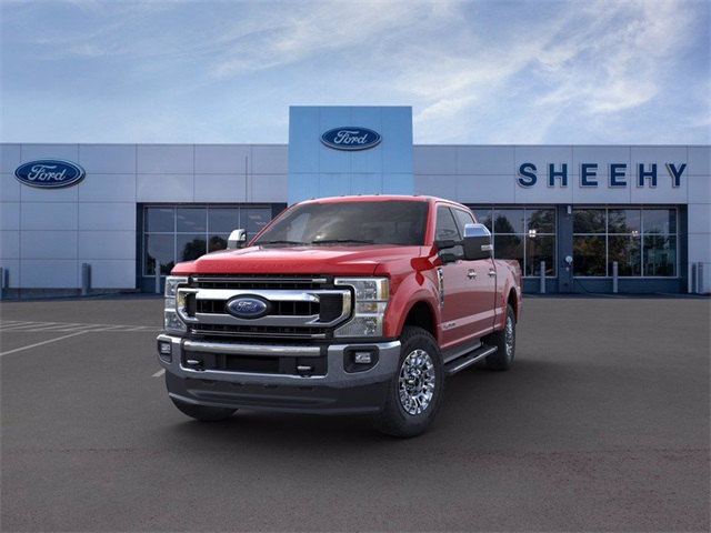 2020 Ford F-250 Crew Cab 4x4, Pickup #YE25484 - photo 5