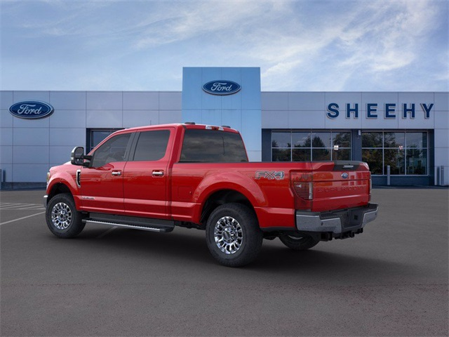 2020 Ford F-250 Crew Cab 4x4, Pickup #YE25484 - photo 7