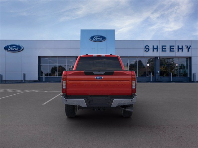 2020 Ford F-250 Crew Cab 4x4, Pickup #YE25484 - photo 8