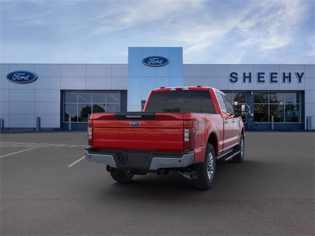 2020 Ford F-250 Crew Cab 4x4, Pickup #YE25484 - photo 2