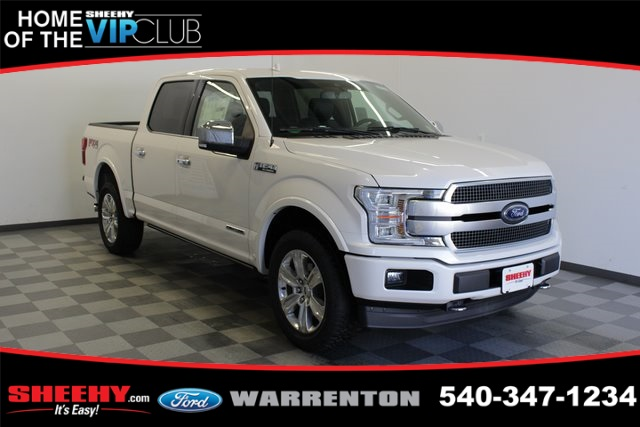 2018 F-150 SuperCrew Cab 4x4,  Pickup #YE25537 - photo 1