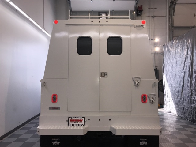 2019 F-450 Crew Cab DRW 4x4,  Reading Service Body #YE28355 - photo 1