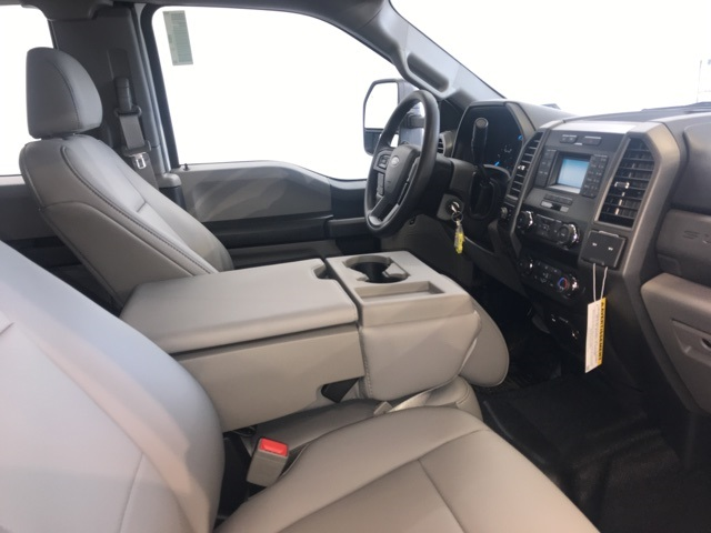 2019 F-450 Super Cab DRW 4x4,  Reading Panel Service Body #YE28374 - photo 12