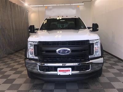 2019 F-450 Super Cab DRW 4x4,  Reading Panel Service Body #YE28374 - photo 4