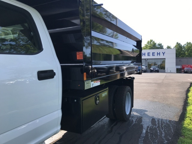 2019 F-550 Crew Cab DRW 4x4, Rugby Landscape Dump #YE28538 - photo 6