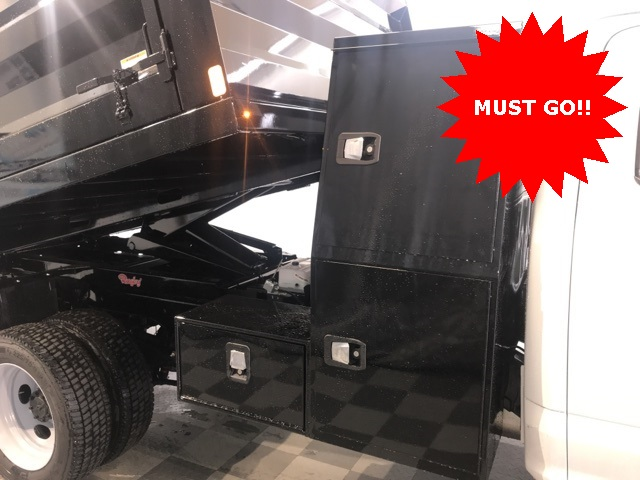 2019 F-550 Super Cab DRW 4x4, Rugby Landscape Dump #YE28554 - photo 12