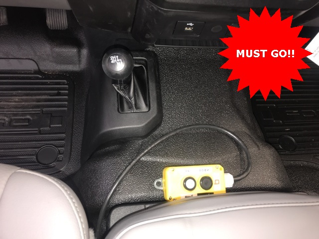 2019 Ford F-550 Super Cab DRW 4x4, Rugby Landscape Dump #YE28554 - photo 19