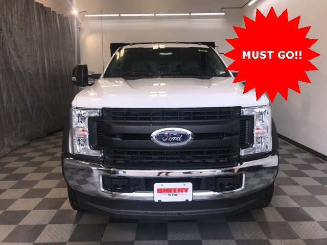 2019 F-550 Super Cab DRW 4x4, Rugby Landscape Dump #YE28554 - photo 4