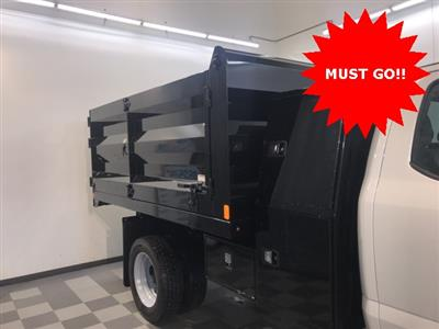 2019 F-550 Super Cab DRW 4x4, Rugby Landscape Dump #YE28554 - photo 8