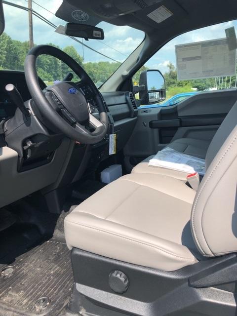 2019 F-250 Super Cab 4x4, Medium roof enclosed service body  #YE37782 - photo 10