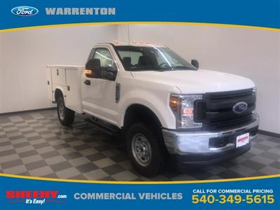 2019 F-250 Regular Cab 4x4, Knapheide Standard Service Body #YE37810 - photo 1