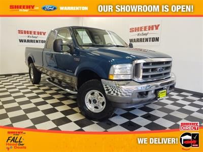 2002 Ford F-250 Super Cab 4x4, Pickup #YE42328A - photo 1